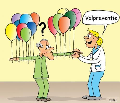 Valpreventie | Carré Cartoons
